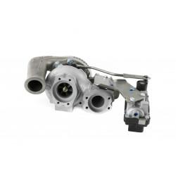 Turbo pour Volkswagen Touareg V10 TDI left side 313 CV